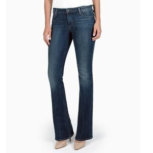 Kut From the Kloth Dark Wash Baby Boot Cut Jeans 2